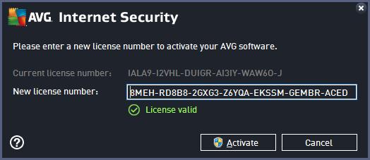 avg license key Archives