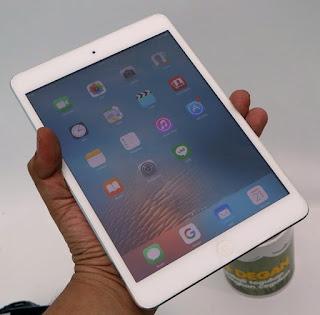 iPad Mini 16GB Celluler, Wi-Fi Bekas