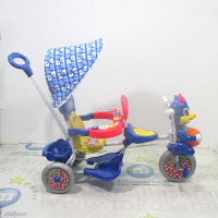 royal ry8598c baby ball boncengan tricycle