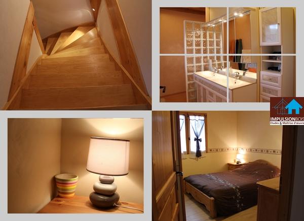 IMPULSION BOIS Maison ossature bois, décoration d'intérieur