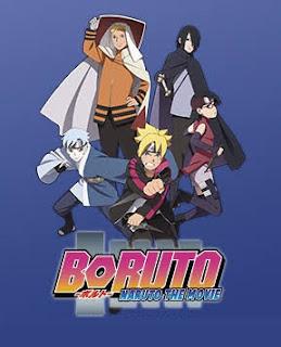 Boruto Naruto the Movie (2015)