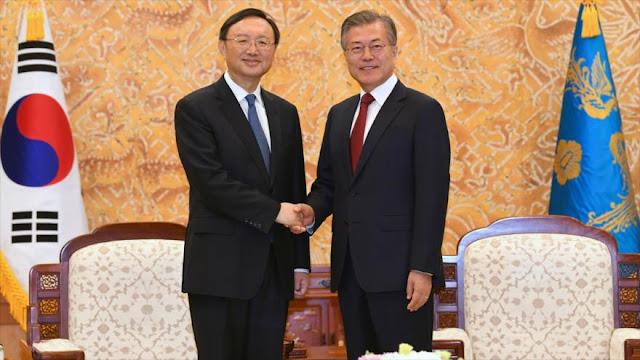 Pekín pondrá fin a represalias chinas por despliegue del THAAD