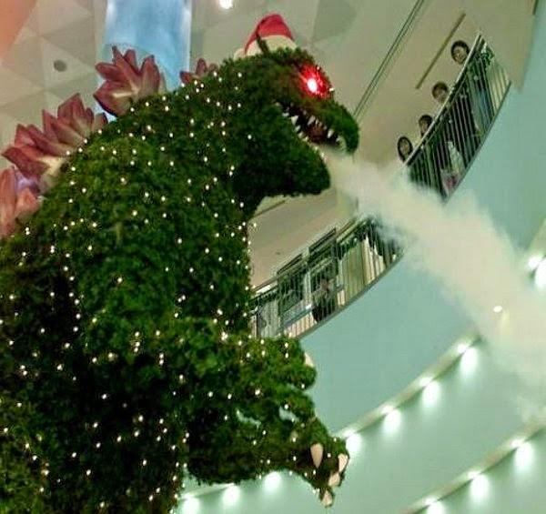 Godzilla Christmas Marathon 2020 Idle Hands: Godzilla Comes Home for the Holidays with El Rey's