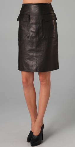 superior quality outlet on sale outlet on sale Couture Carrie: Lovely Leather Skirts