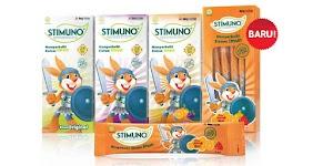 Jual Stimuno untuk balita Harga Murah Meriah Cuma 39.000 saja