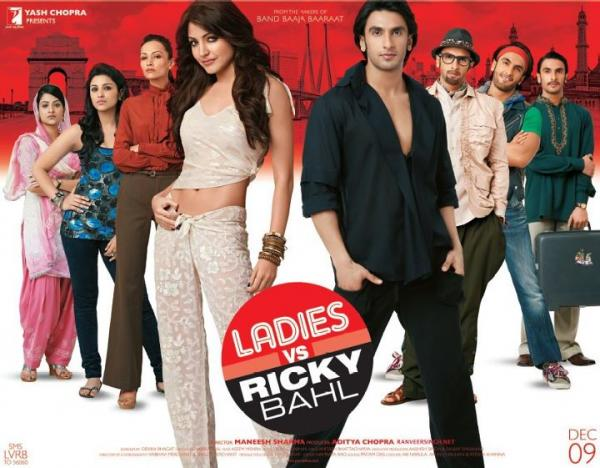 Annavetticadgoes2themovies: REVIEW 100: LADIES VS RICKY BAHL