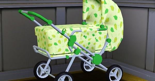 Sims Marktplatz S3 Kinderwagen