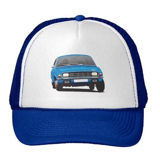 Austin Allegro hat