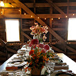 Spring Wedding at the Round Barn