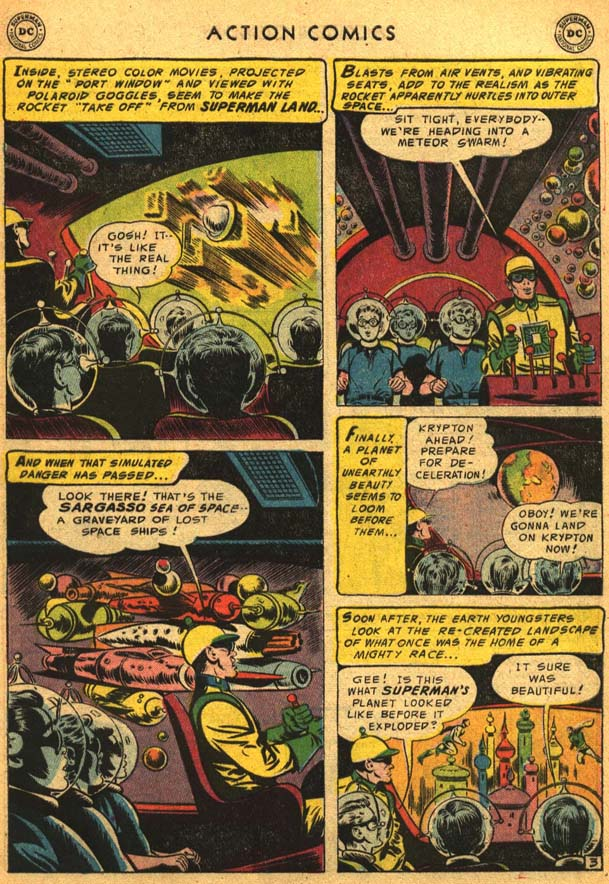 Read online Action Comics (1938) comic -  Issue #210 - 7