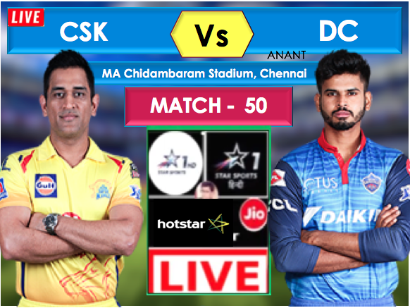 IPL 2019 Match 50:  CSK vs DC: Match preview, head-to-head records