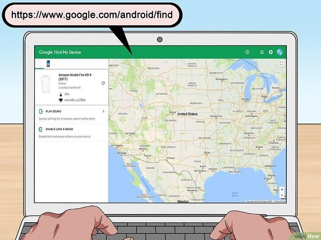 3 cách đơn giản giúp bạn tìm lại điện thoại Android bị mất
