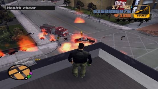 Gta 3 screenshot 3