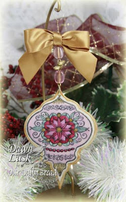 "ODBD ""Ornaments"" Set Designer Dawn Lusk"