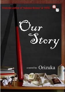 Hasil gambar untuk Novel Our Story – karya orizuka