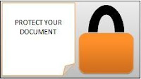 cara memproteksi dokumen di Ms.Word 2007, Aman, Rahasia, Password, Ketikan, File, Komputer, Protect your document