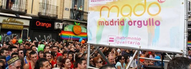 Madrid gay, 2
