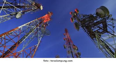 Menara Telekomunikasi - Kumpulan Artikel Pengetahuan Umum