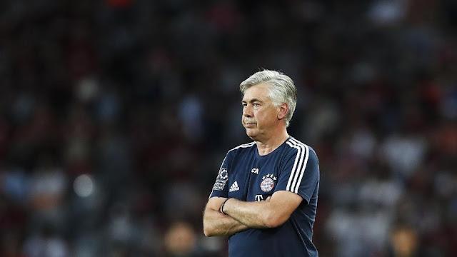 Ancelotti Diklaim Akan Gabung Klub China pada Januari
