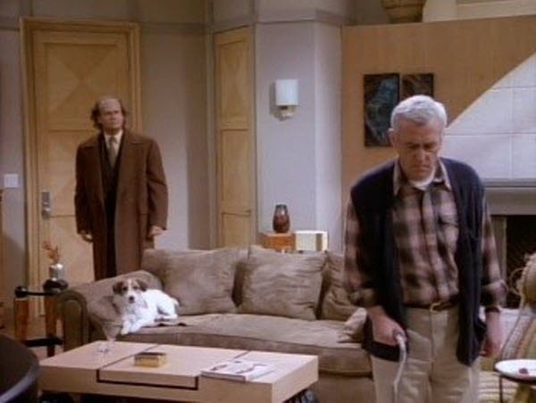 Frasier - Season 1 Episode 01: The Good Son