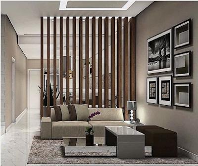 Inspirasi Desain Sekat Ruangan Unik Dan Kreatif 8