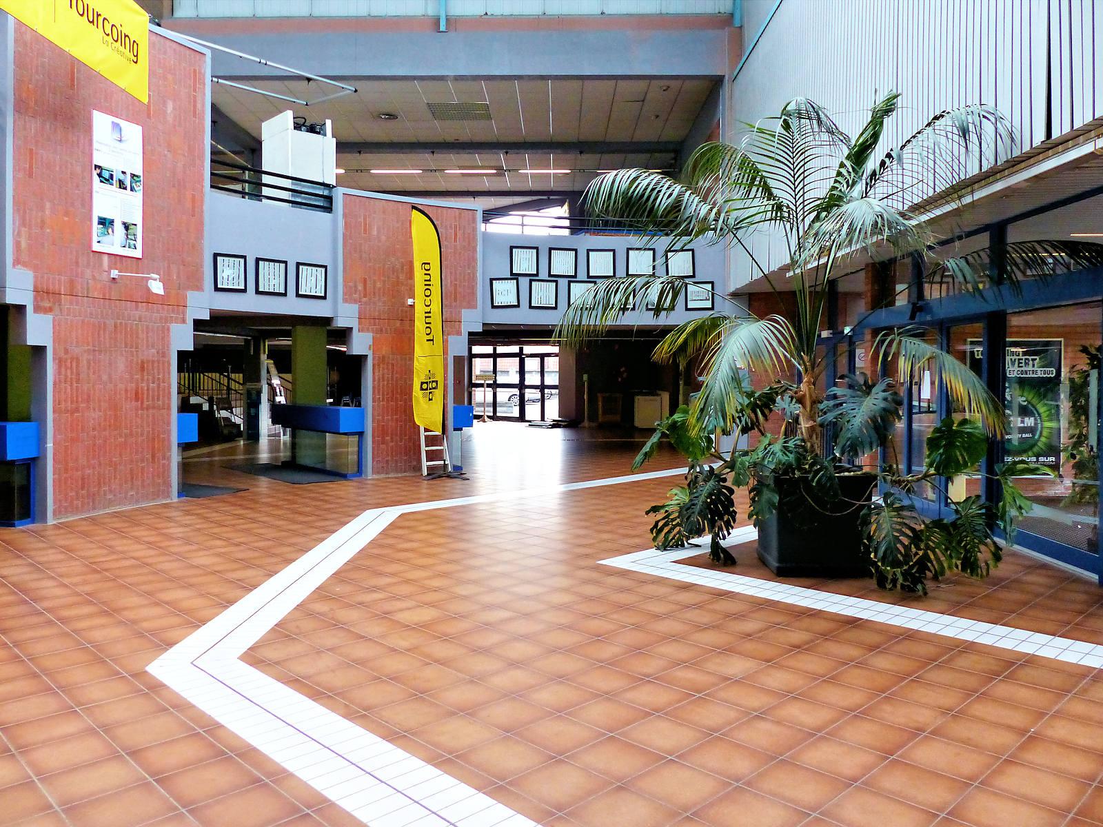 Hall Arena Lagrange Tourcoing