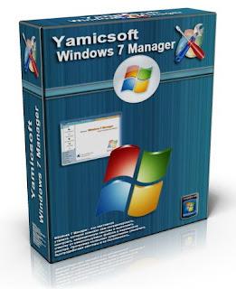 Windows 7 Manager Full 5.1.8 Final โปรแกรมทำความสะอาด ซ่อมแซมเครื่อง [One2up]