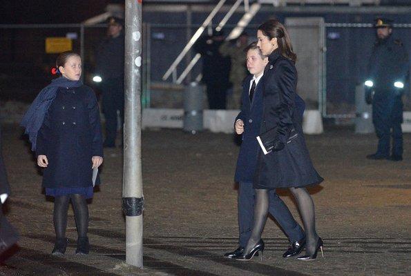 Prince Christian, Princess Isabella, Prince Vincent, Princess Josephine, Prince Nikolai,Prince Felix, Prince Henrik, Princess Athena