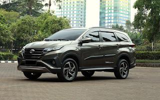 Harga Toyota Rush Surabaya Terbaru 2019