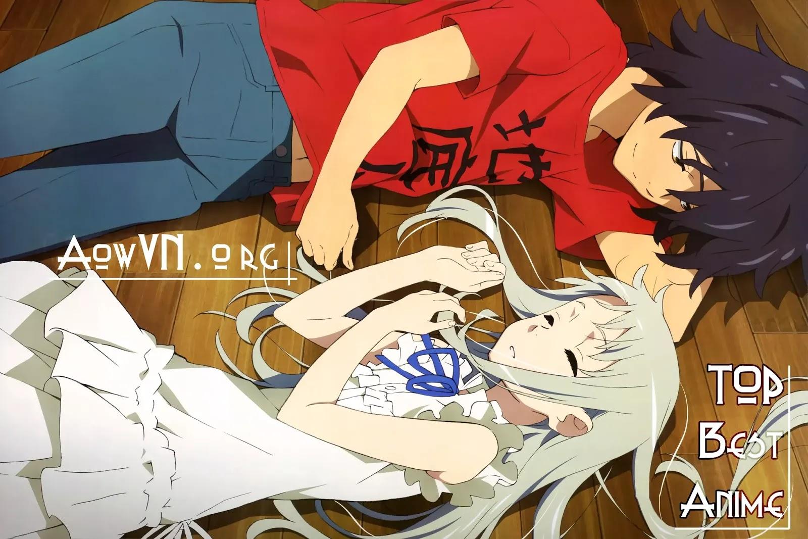 AowVN.org min%2B%25284%2529 - [ Anime 3gp Mp4 ] Anohana + Movie | Vietsub - Cực hay