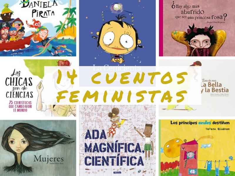 14 cuentos feministas