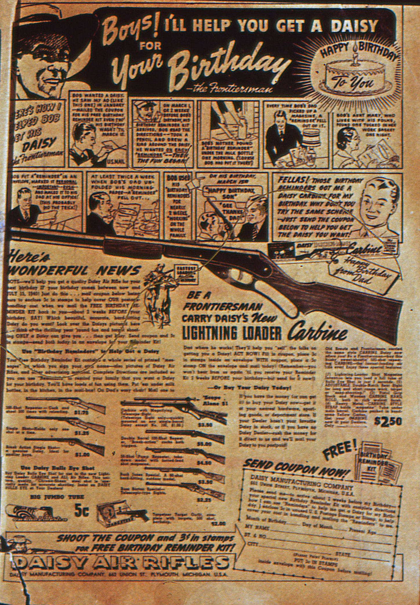 Read online Action Comics (1938) comic -  Issue #21 - 67