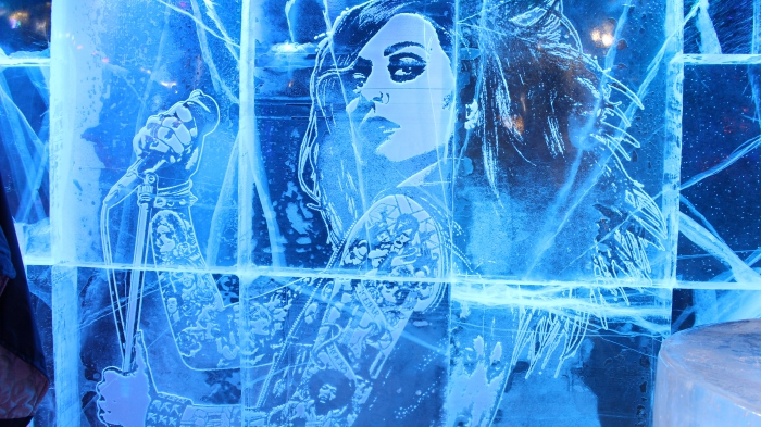 Ice Bar London review experience