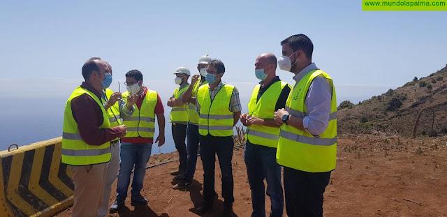 La construcción del polígono industrial de Cercado Manso toma velocidad de crucero