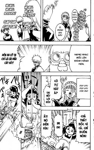 Gintama Chap 144 page 9 - Truyentranhaz.net