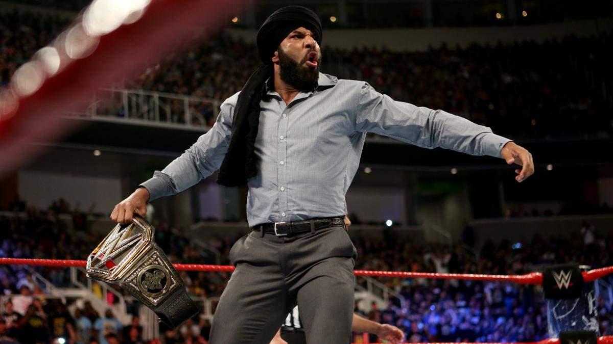 WWE teria planejado rivalidade entre Drew McIntyre e Jinder Mahal