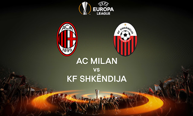 AC MILAN VS SHKENDIJA HIGHLIGHTS AND FULL MATCH