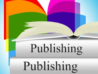 books with publishing label