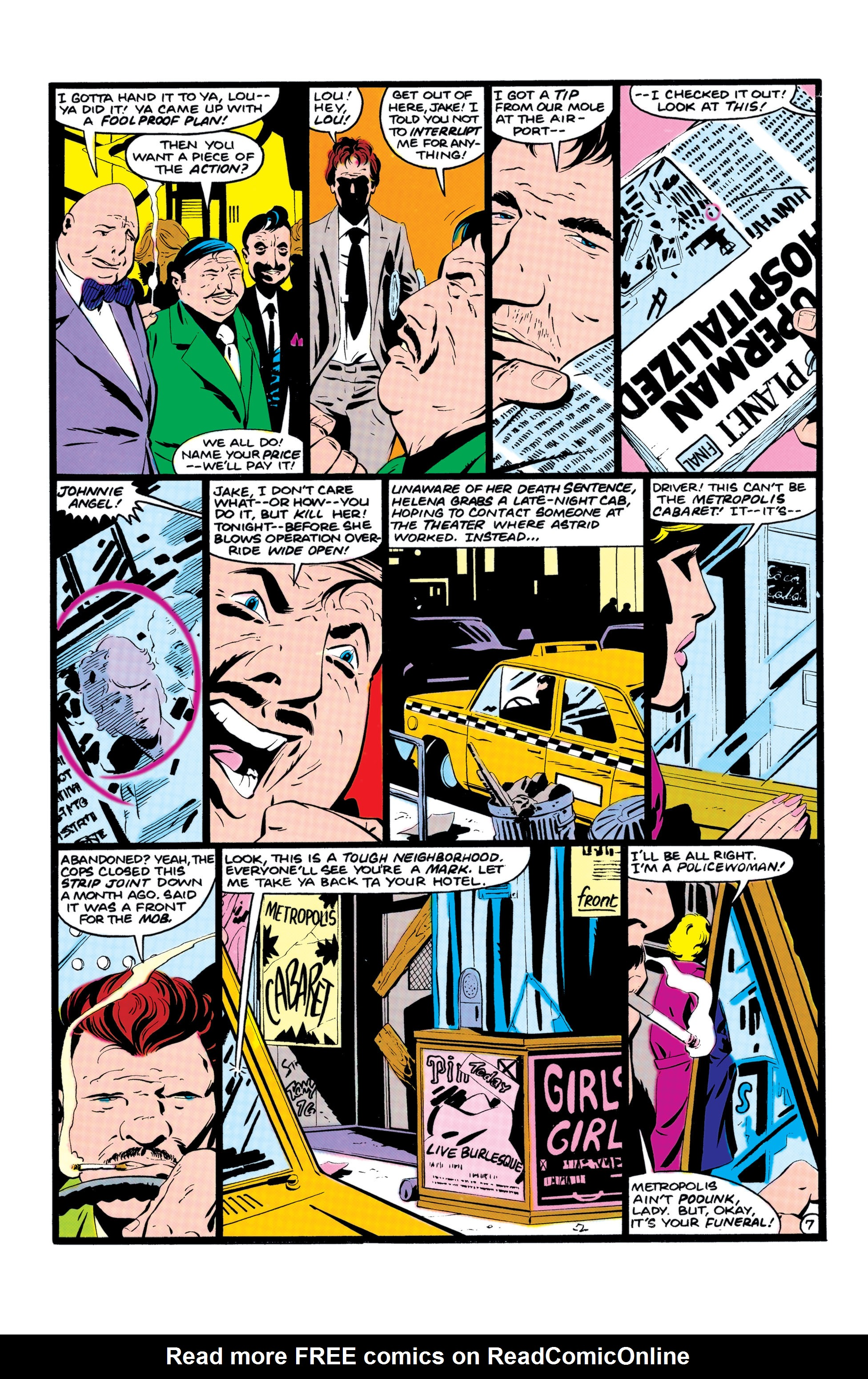 Read online World's Finest Comics comic -  Issue #322 - 8
