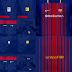 حصريا طقم برشلونة وريال مدريد الاساسي 17/18 لـ FIFA 07
