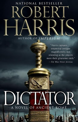 Dictator by Robert Harris - book cover