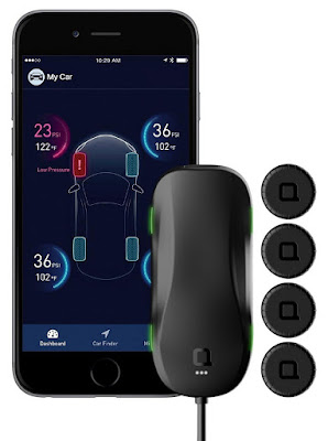 Nonda Smart Tire Safety Monitor