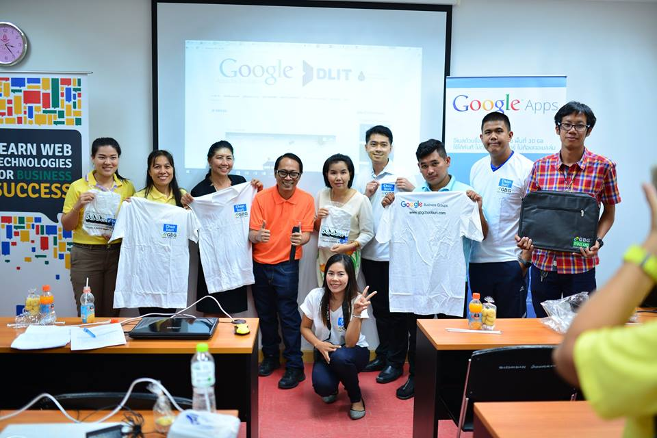 Google apps for education thailand