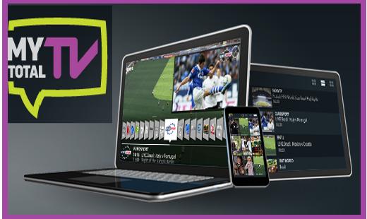 تحميل برنامج My Total Tv لمشاهدة قنوات Bein Sport والقنوات المشفرة