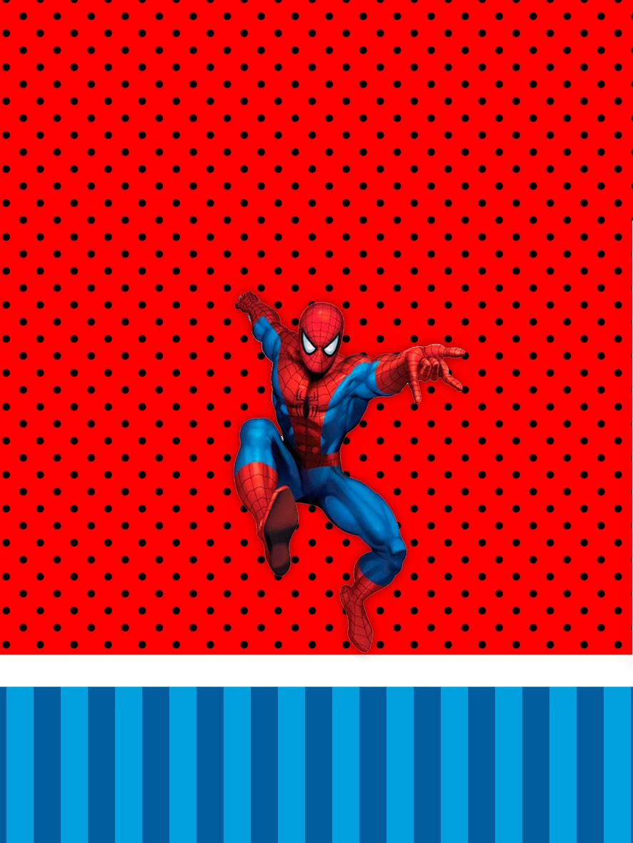 Spiderman Party: Free Printable Candy Bar Labels. - Oh My Fiesta ...