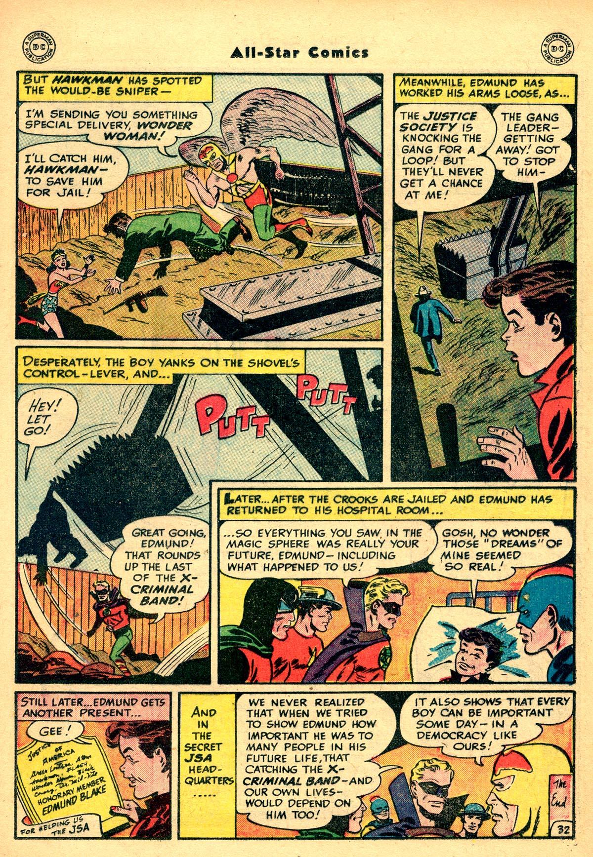 Read online All-Star Comics comic -  Issue #48 - 37