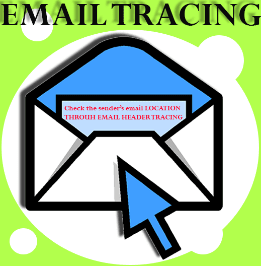 CHECK EMAIL SENDER'S IP THROUGH USING FULL HEADER-EMAIL TRACING