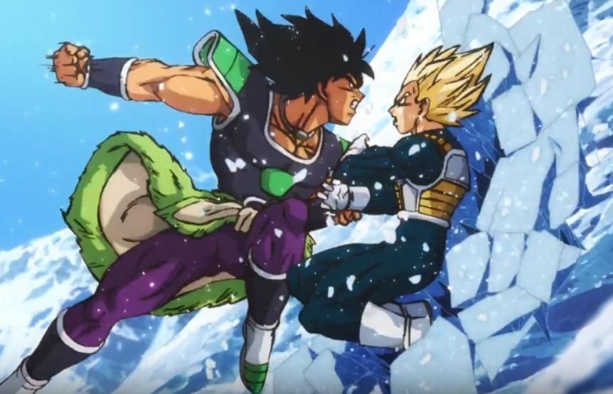 "Primeiro trailer de ""Dragon Ball Super: Broly"" traz o lendário Super Saiyajin para a Terra"