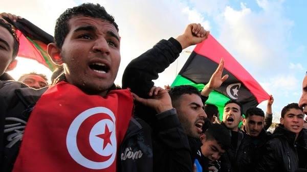 العلاقات الليبية  التونسية