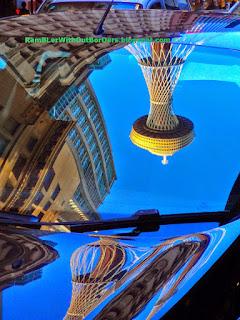 Reflection, Sydney Centrepoint, Sydney, Australia